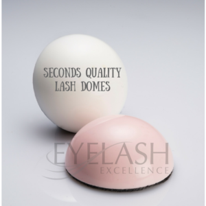 Seconds Quality Lash domes