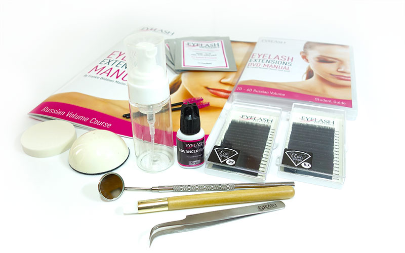 Eyelash Excellence - Volume Lash Kit