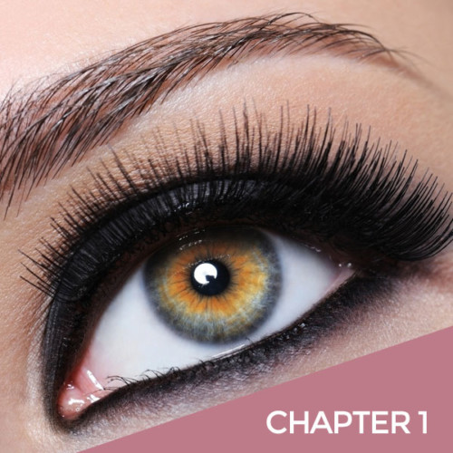 Volume Lash Course Chapter 1