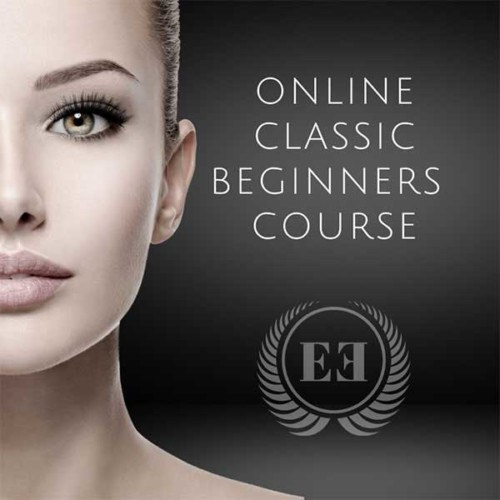 ONLINE CLASSIC INDIVIDUAL EYELASH EXTENSION TRAINING COURSE