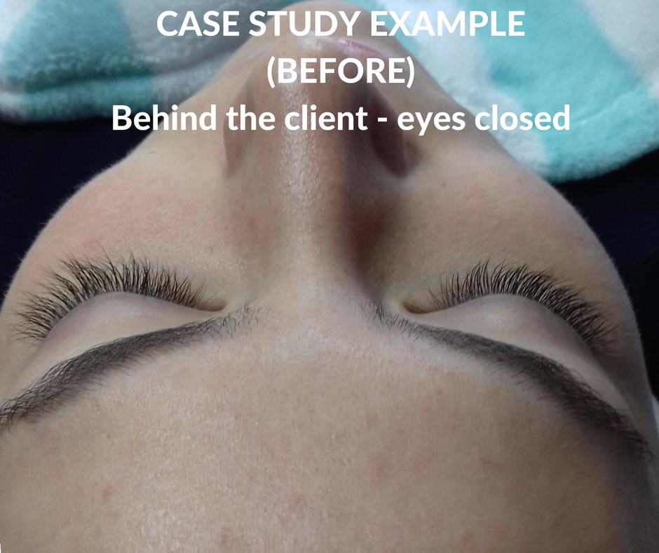 Case Study Requirements Eyelash Excellence