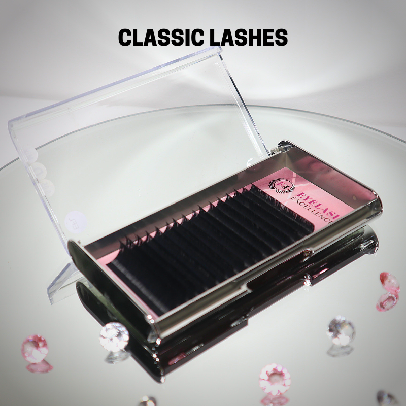 535bec8d8cd Classic Lashes - Mixed & Single Lengths - Eyelash Excellence