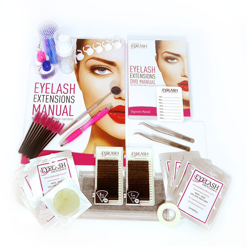 Eyelash Excellence - Beginners Lash Kit