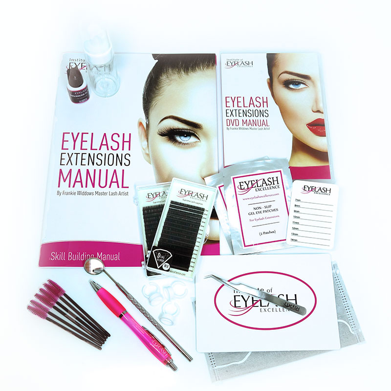 Skill Building Lash Kit