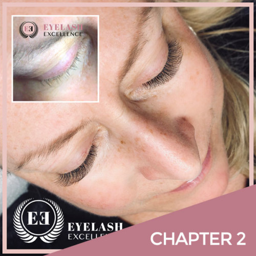 Cater for Sparse Natural Lashes - Chapter 2