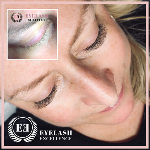 Cater for Sparse Natural Lashes