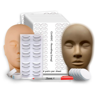 Eyelash Training Aids