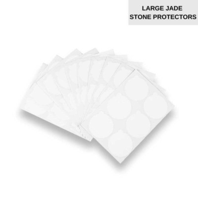 Eyelash Extension Jade Stone Covers